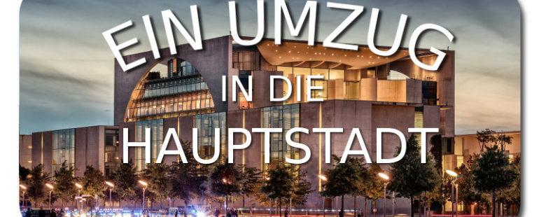 Günstiger Umzug von München nach Berlin mit Umzugsunternehmen