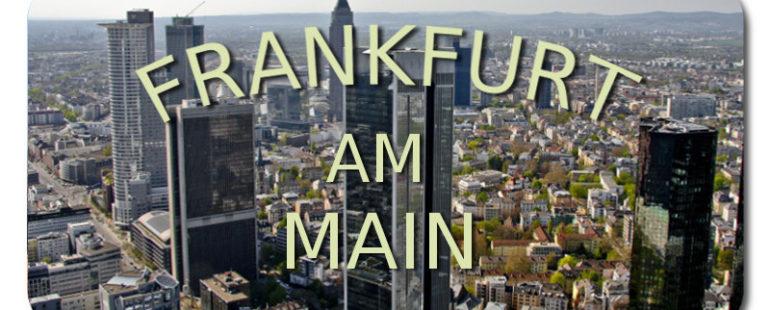 Umzug in die Bankenmetropole Frankfurt am Main mit Umzugsfirma