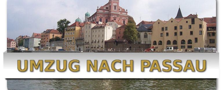 Günstiger Umzug nach Passau in Niederbayern – Ostbayern