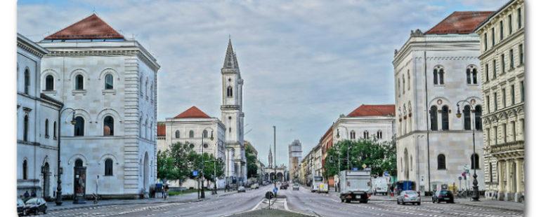 Umzug in den Umkreis München und Bayern
