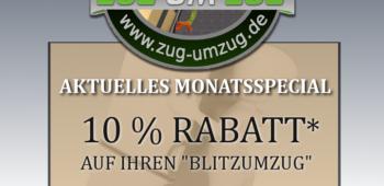 10% Rabatt auf den Gesamtpreis – vom 13.02.-23.02.18